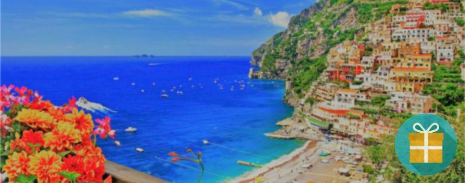 Amalfi Kıyıları turu