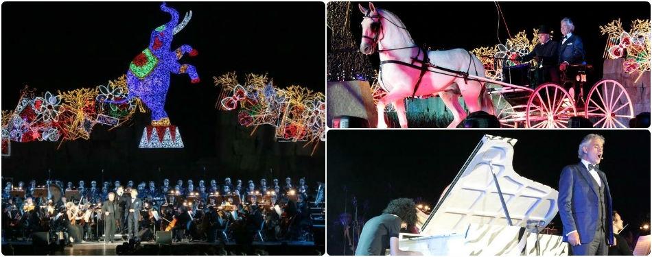 Andrea Bocelli Toskana konseri