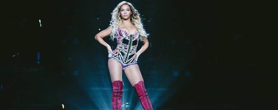 Beyonce Londra konseri