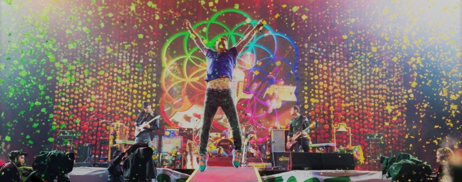 Coldplay konser turu