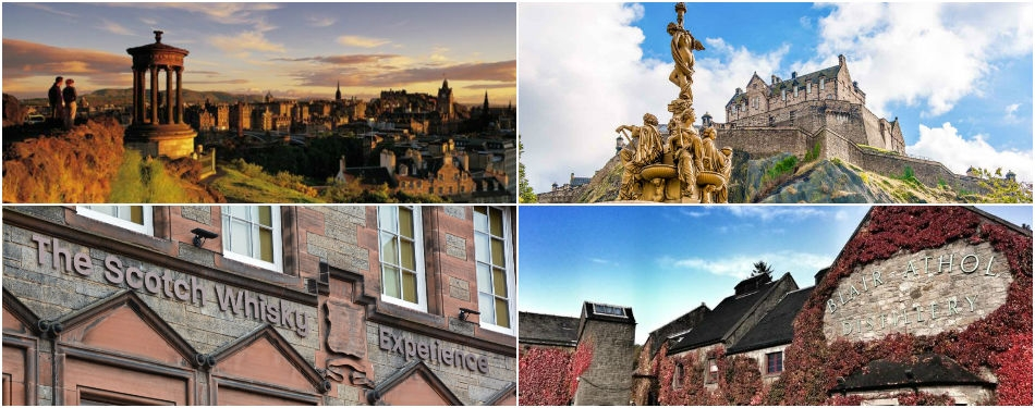 Edinburgh gezi rehberi