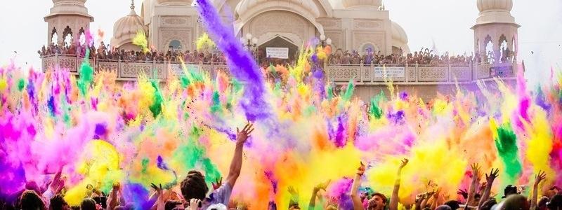 Holi Festivali turu