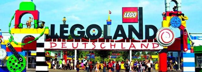 Legoland Almanya Turu