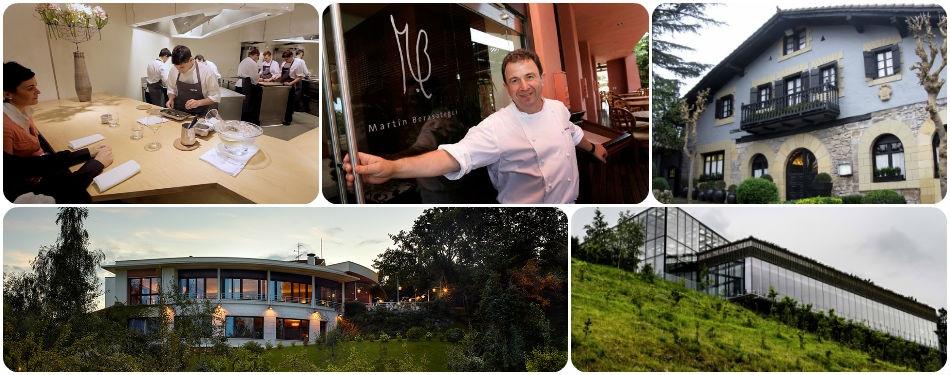 Bask Bölgesi Michelin Yıldızlı Restoranlar