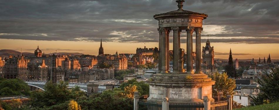 Edinburgh turu