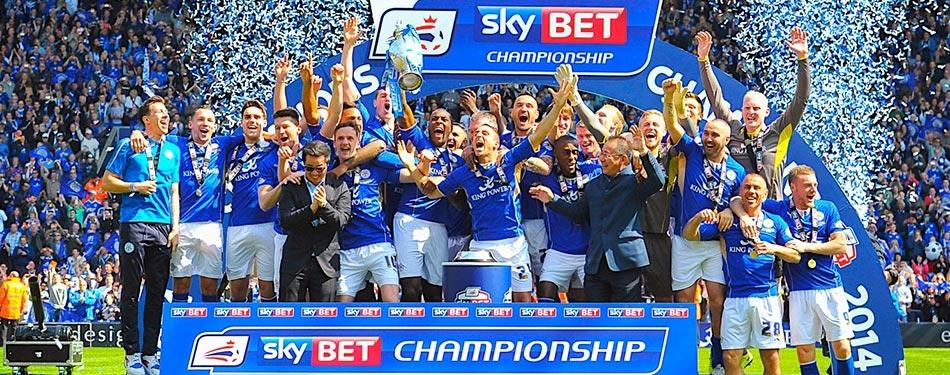 Leicester City Şampiyon