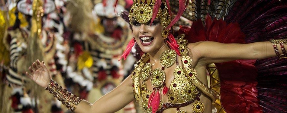 Rio Karnavalı turu
