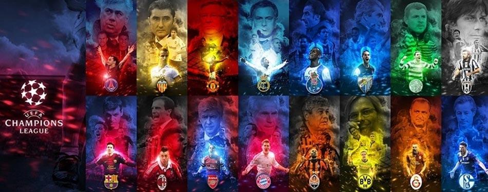 UEFA Şampiyonlar Ligi 2016