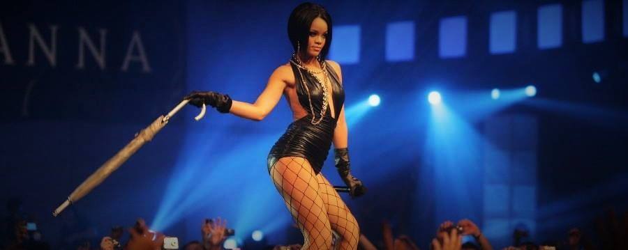 Rihanna konseri