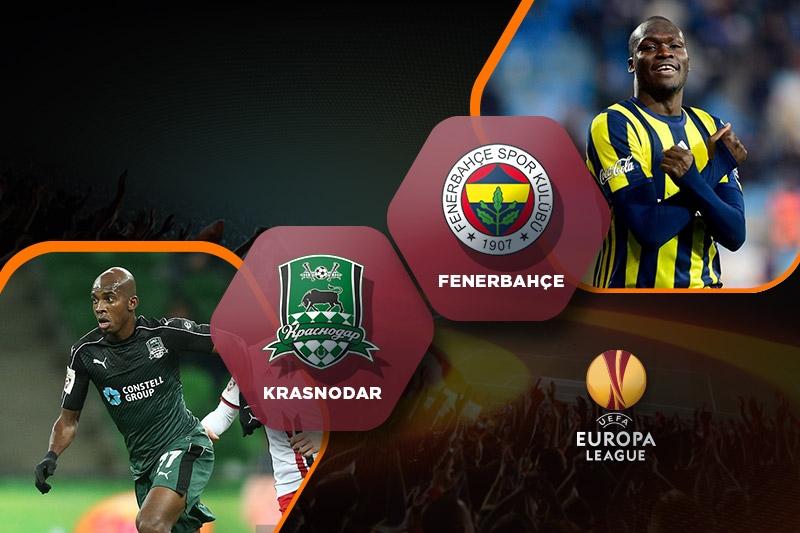 FC KRASNODAR - FENERBAHÇE SK MAÇ TURU