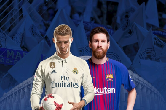 FC BARCELONA - REAL MADRİD CF MAÇ TURU