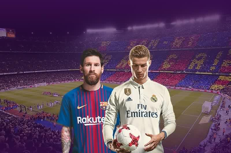 FC BARCELONA - REAL MADRID MATCH TOUR