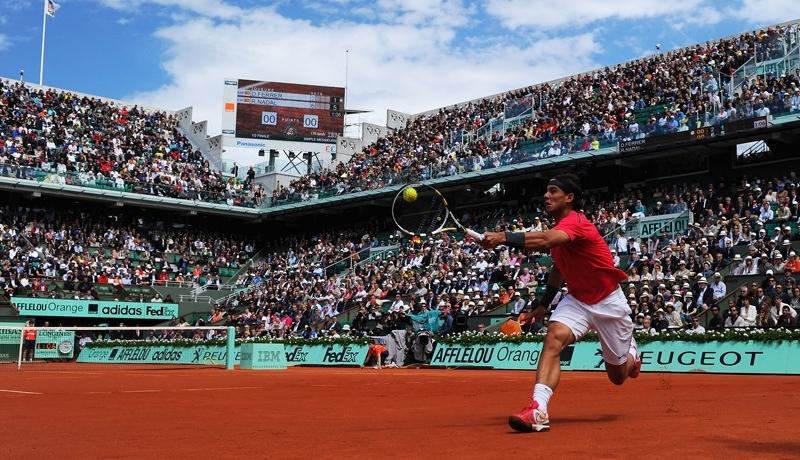 ROLAND GARROS MENS FINAL TENNIS