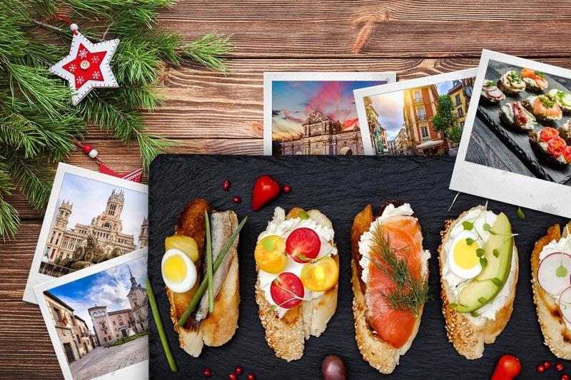 Newyear Madrid Gourmet Tour