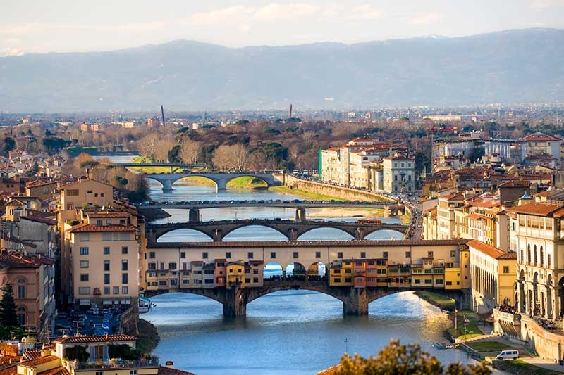GREAT ITALY EXPRESS TOURS