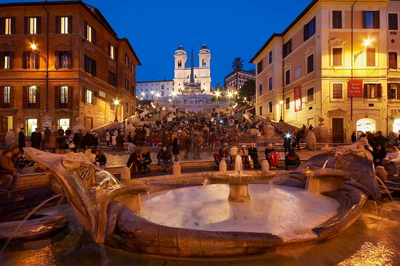 ROME AND FLORENCE TOUR